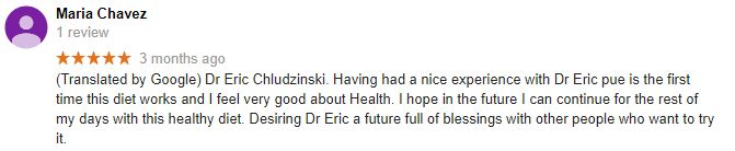 Prime Weight Loss Patient Testimonial